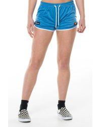 Ellesse - Women's Zofia Poly Shorts - Lyst
