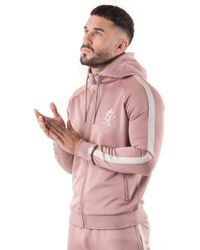 Gym King - Tapered Poly Tracksuit Top - Lyst