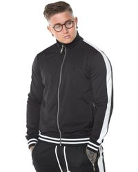Criminal Damage - Carnaby Track Top - Lyst