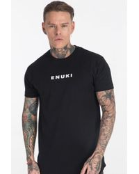 Enuki London - Vital T-shirt - Lyst