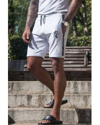 Gym King - Taped Jersey Short - Lyst
