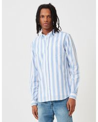Norse Projects - Anton Oxford Stripe Shirt - Lyst