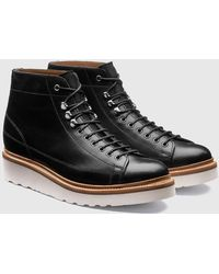 Grenson - Andy Leather Monkey Boot - Lyst