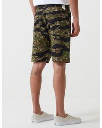 Stan Ray - Fatigue Shorts (ripstop) - Lyst