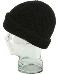 Ignite Beanies - Apb Dock Worker Roll Cuffed Beanie Hat - Lyst