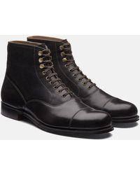 Grenson - Leander Boot - Lyst