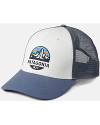 Patagonia - Fitz Roy Scope Lopro Trucker Cap - Lyst