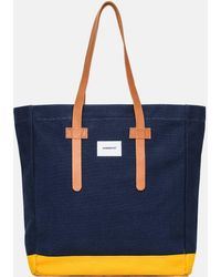 Sandqvist - Stig Tote Bag (canvas) - Lyst