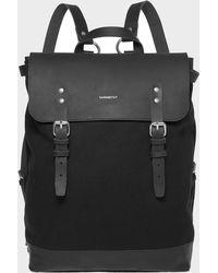 Sandqvist Hege Black Backpack Sqa374