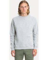 Norse Projects - Ketel Classic Ivy Logo Sweatshirt - Lyst