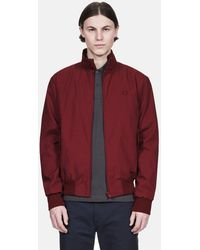 Fred Perry - Re-issues Harrington Jacket - Lyst