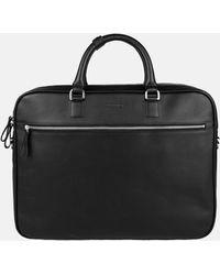 Sandqvist - Dag Briefcase (leather) - Lyst
