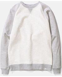 Norse Projects Ketel Contrast Sweatshirt