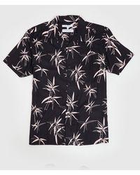 Bellfield - Angkor Short Sleeve Shirt - Lyst