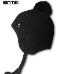 Ignite Beanies - Ignite Ritzy Peru Peruvian Beanie Hat - Lyst