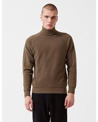 Les Basics - Le Roll Neck Sweatshirt - Lyst