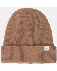 b3fe5b5e5d0 Norse Projects - Norse Beanie Hat - Lyst