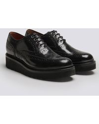Grenson - Womens Emily Brogue - Lyst