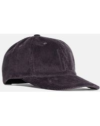 Norse Projects - 6-panel Cap (corduroy) - Lyst