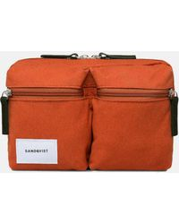 Sandqvist - Paul Hip Bag - Lyst