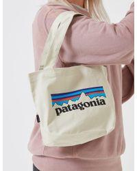 Patagonia - Mini Tote Bag - Lyst
