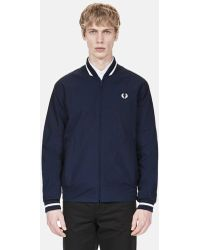 Fred Perry - Re-issues Made In England Tennis Bomber - Lyst