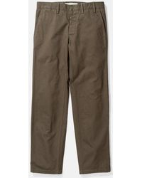 Norse Projects - Aros Heavy Chino (regular) - Lyst