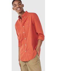 Gant Rugger - Selvedge Madras Shirt - Lyst