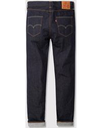 Levi's - 501 Ct Customised Tapered Jeans - Lyst