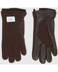 Norse Projects - X Hestra Svante Sport Gloves (leather) - Lyst