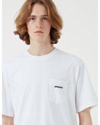 Patagonia - P-6 Logo Pocket Responsibili-tee T-shirt - Lyst