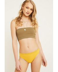 Urban Outfitters - Uo Back Then Cindy Bandeau Bra - Lyst