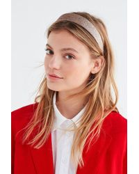 Urban Outfitters | Glitter Headband | Lyst