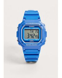 G-Shock - Illuminator Blue Watch - Womens All - Lyst