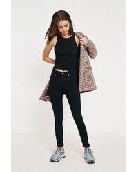 Cheap Monday - High Spray Black Skinny Jeans - Lyst