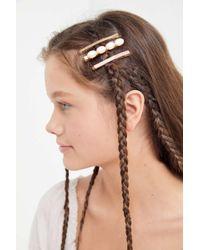 Urban Outfitters - Cute Hair Pin Set - Lyst