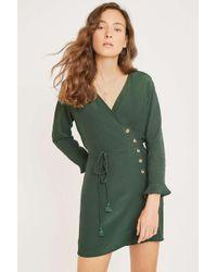 Faithfull The Brand - Greta Mini Dress - Lyst