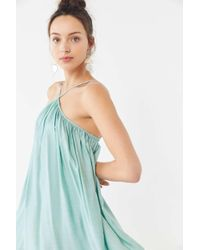 d99fc80dd785 Urban Outfitters - Uo Frock Around Y-neck Romper - Lyst