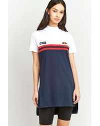 af8fbd8f7df6e Women s Ellesse Mini and short dresses Online Sale
