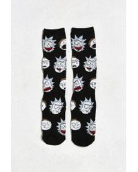 Urban Outfitters | Rick & Morty Sock | Lyst