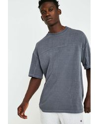 Urban Outfitters - Uo Washed Yoke T-shirt - Lyst
