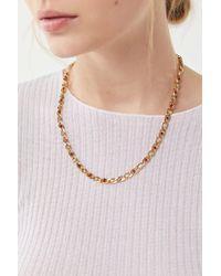 Vanessa Mooney - The Salvation Chain Necklace - Lyst