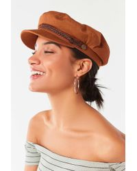Brixton - Fiddler Fisherman Hat - Lyst