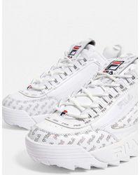 """Fila - Sneaker """"Disruptor"""" - Lyst"""