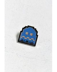 Urban Outfitters - Pac-man Lenticular Ghost Pin - Lyst
