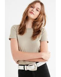 Urban Outfitters | Super Studded Western Belt | Lyst