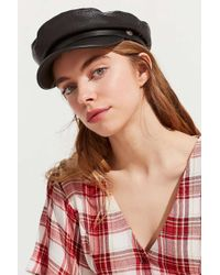 Lyst - Urban Outfitters Unif Ornate Baseball Hat in Black 05074daff50c