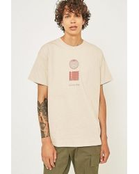 Urban Outfitters - Uo Slammin Sand T-shirt - Lyst
