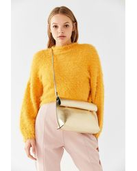 Silence + Noise - Roll Clutch Crossbody Bag - Lyst