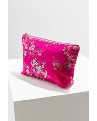 Silence + Noise - Cherry Blossom Pouch - Lyst